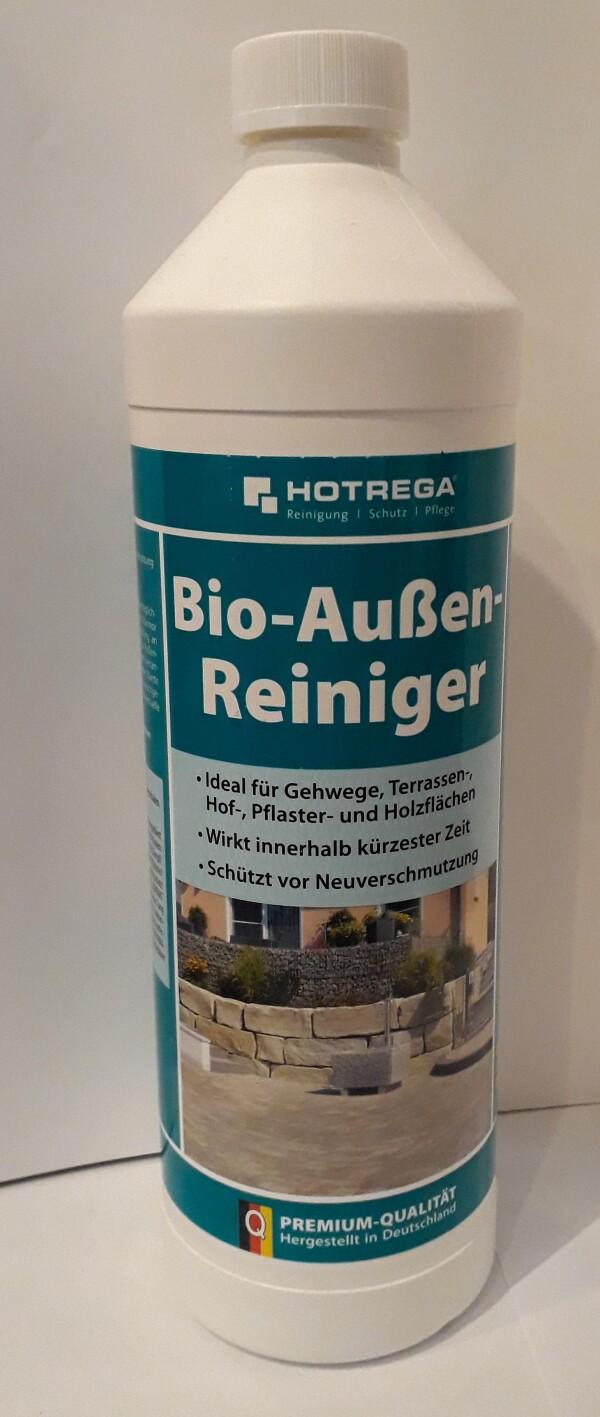 Organic exterior cleaner HOTREGA® | Haack am Markt
