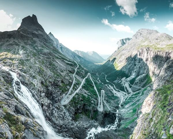 A long way to the top of Franz Sussbauer | Photocircle
