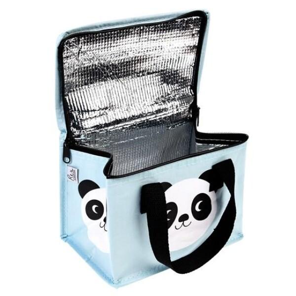 INSULATED SNACK BAG MIKO THE PANDA | WohnGlanzVilla