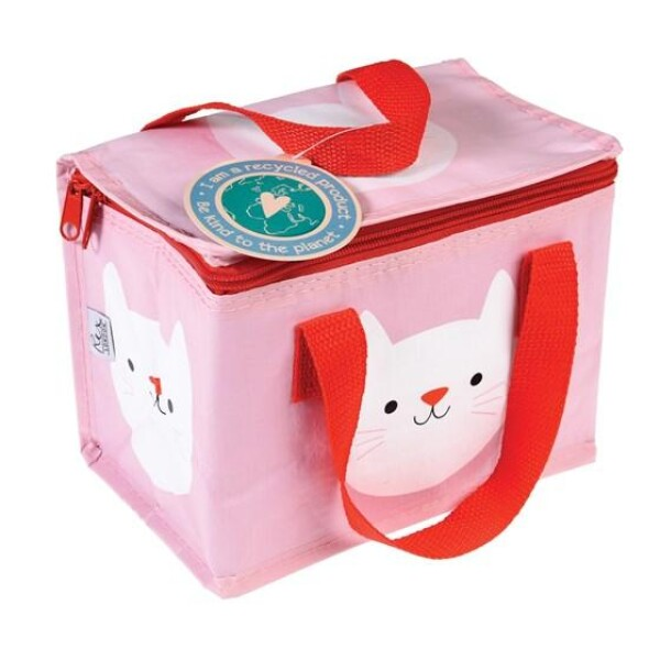 INSULATED SNACK BAG COOKIE THE CAT | WohnGlanzVilla