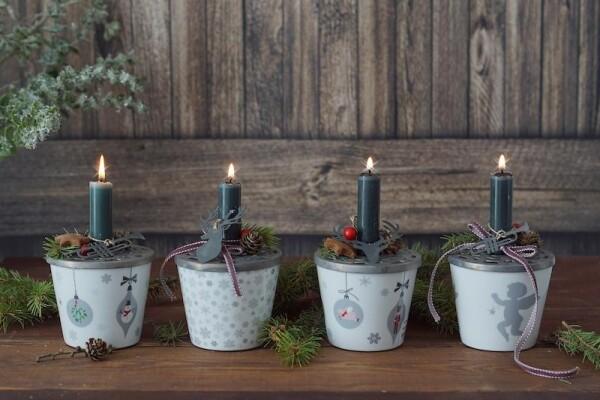 Tealight lid LID TEALIGHT HOLDER FOR MUGS Krasilnikoff | WohnGlanzVilla