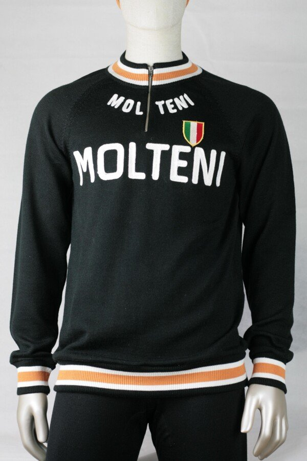 MOLTENI vintage style wool cycling top | 2velo