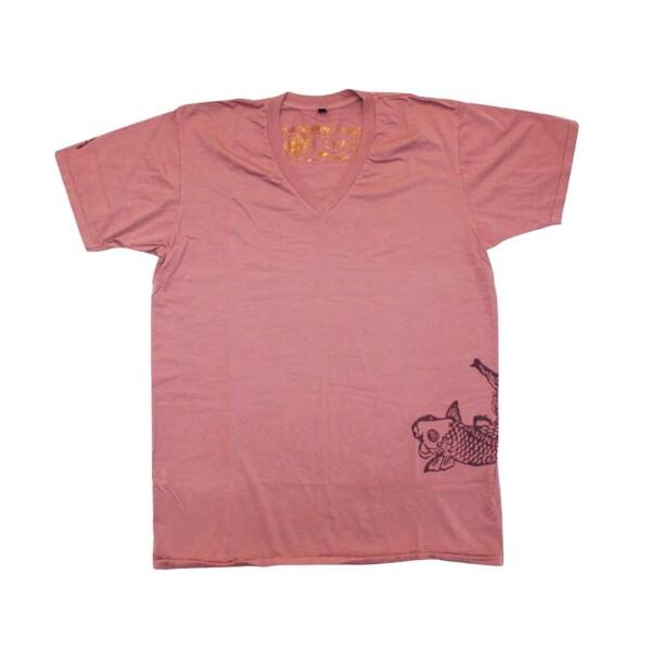 Chakura Koi T-Shirt by Ku Ambiance | Ku Ambiance