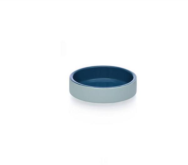 Ichendorf Milano ARCIPELAGO bowl stoneware 10 x 3 cm blue / light blue   CPS_concept store