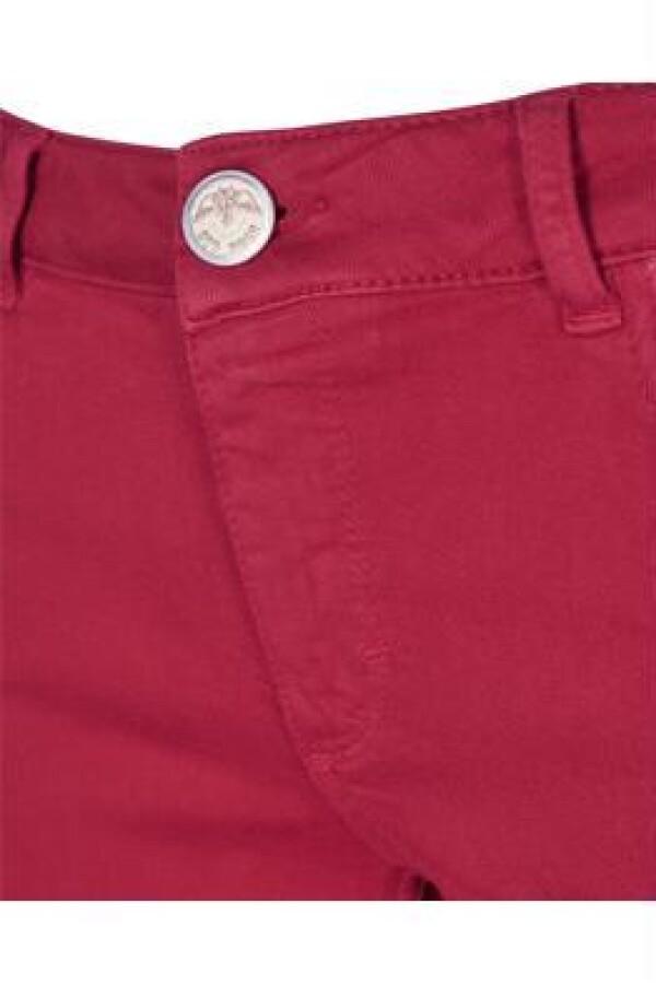 Sumner Color Pant Cherry Reg | Wiebelhaus SIMPLY WEAR