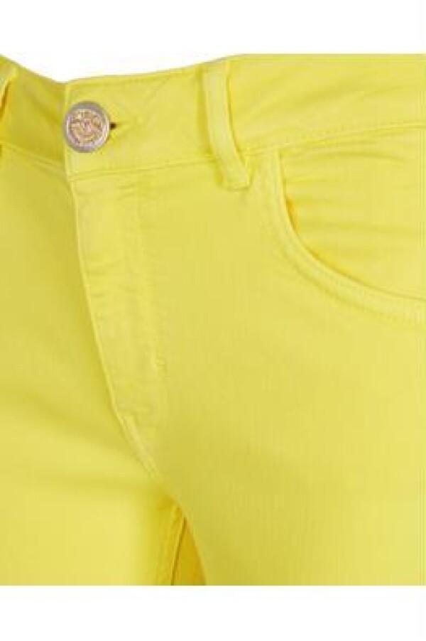 Sumner Color Pant 7/8 lime | Wiebelhaus SIMPLY WEAR