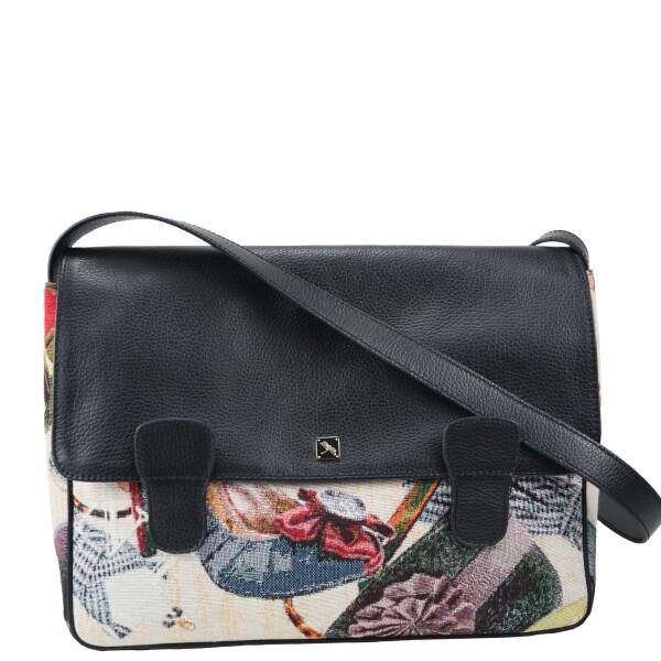 Alexandra messenger bag black   Tara´s