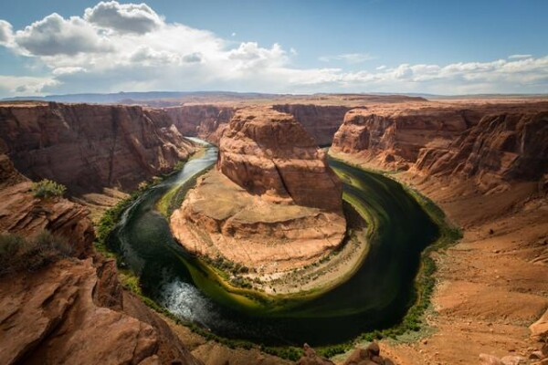Horseshoe Bend by Andreas Adams | Photocircle