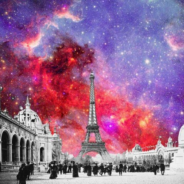 Nebula Vintage Paris by Bianca Green | Photocircle