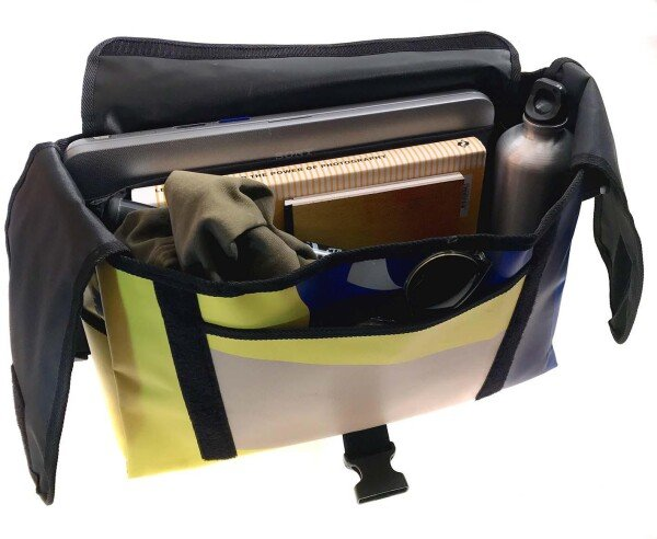 Brompton Bag Fontana // Blue   Demano