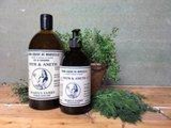 MARSEILLE OLIVE OIL SOAP AND DILL 500ml | Antonia'z