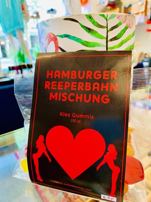 Hamburger Kiez gums | JIMMY Hamburg