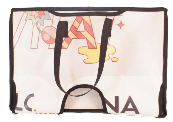 Brompton Bag Miramar // Light pink | Demano