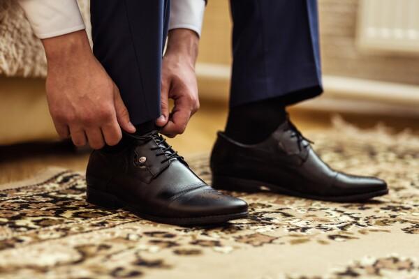 SOCKINGER BUSINESS long SOCK in black | Sockinger-Die Sockenmanufaktur