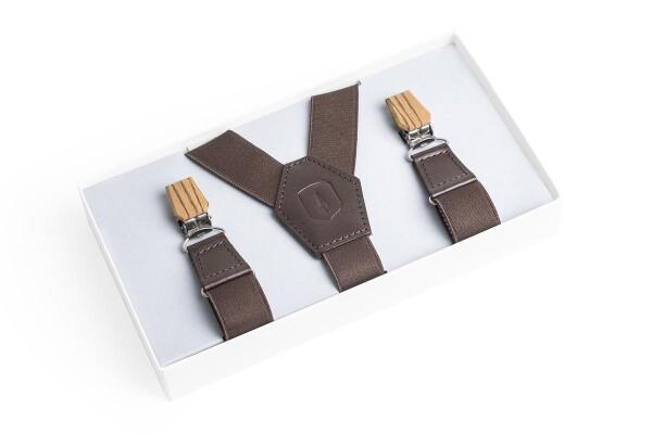 BeWooden Dolor suspenders | BeWooden GmbH