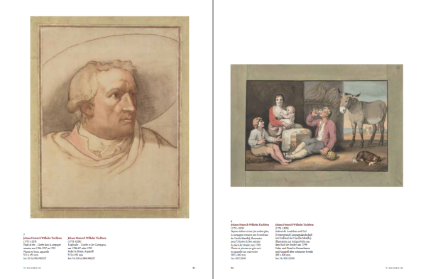 Catalog: Goethe and Chateaubriand | Weimarer Klassiker