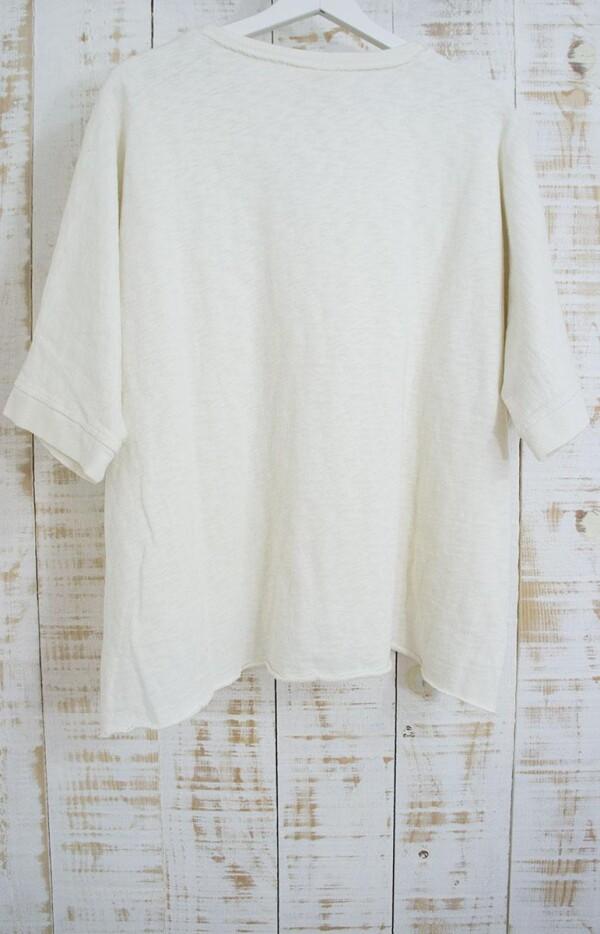 Cotton Blouse With half Sleeves 100% Organic Cotton | Isla de Plata