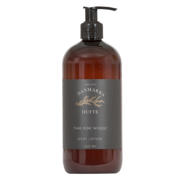 'Time for Hygge' Body Lotion | Danmarks Dufte®