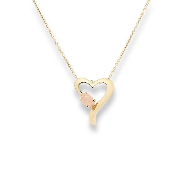 Lovely heart   Carolin Stone Jewelry