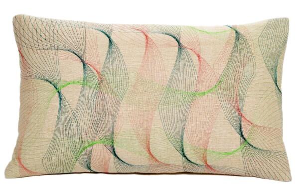 Pillow_Stella_green   Lotus Collection