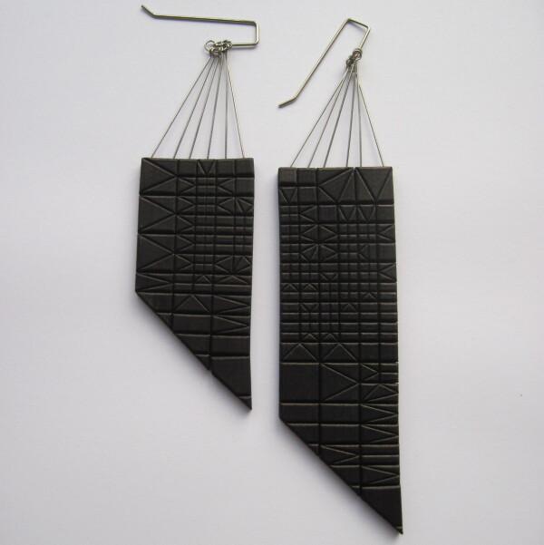 Earrings from the 3D printer | mancherlei