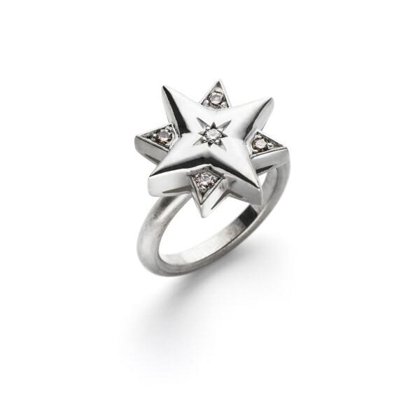 Star ring  | Goldschmiede Andrea Quast