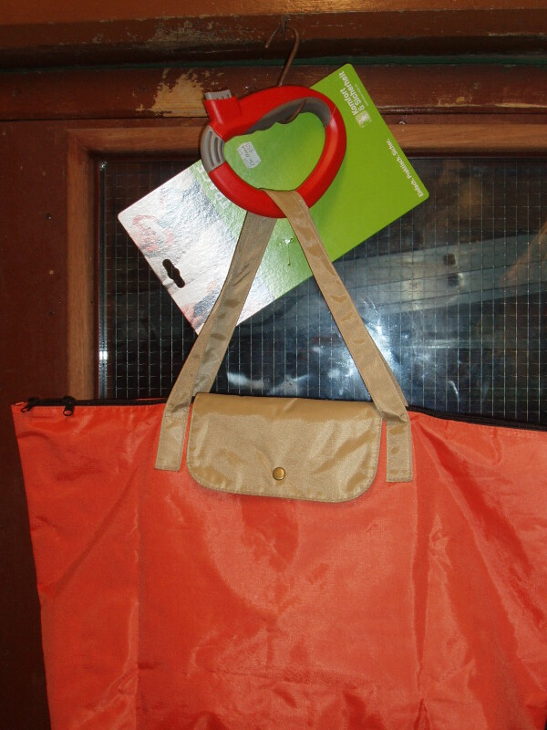 Carrying aid for the shopping bag | Haack am Markt