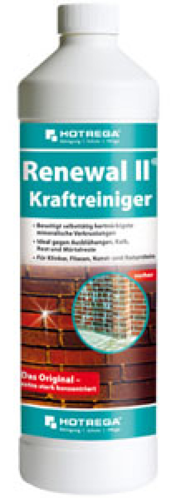 Renewal ll - HOTREGA® power cleaner | Haack am Markt