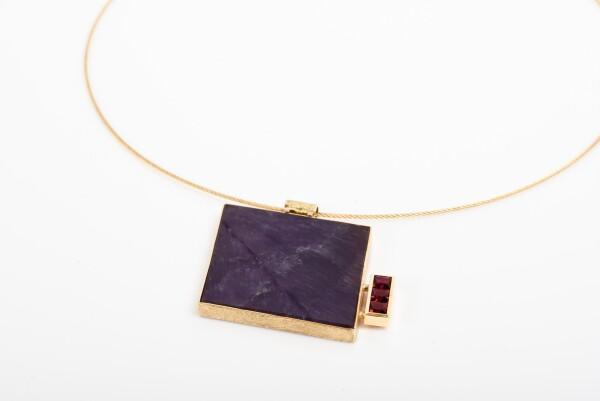 8044 amethyst quartz | catya designer second hand