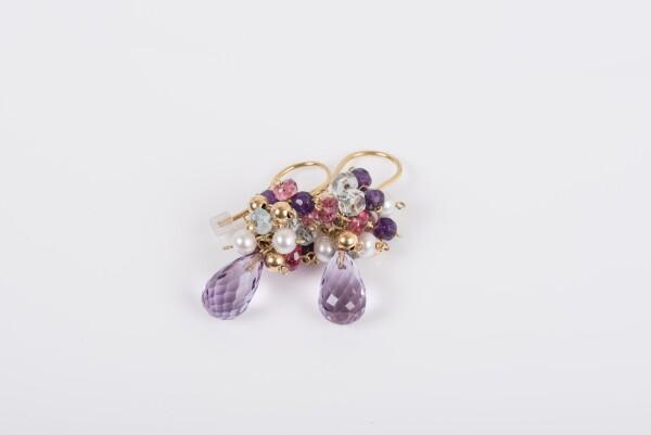 8189 Earring Fantasy | catya fine arts