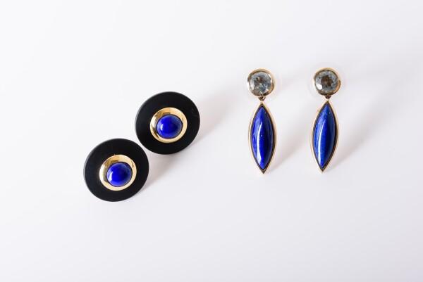 8858 Lapis lazuli   catya designer second hand