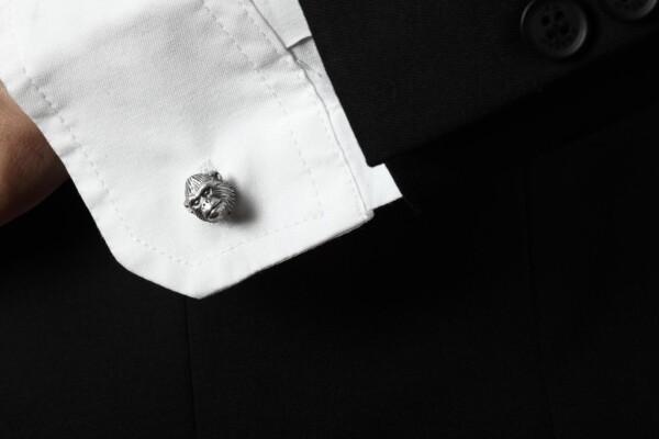 Gorilla Cufflinks | MadMenJewelry