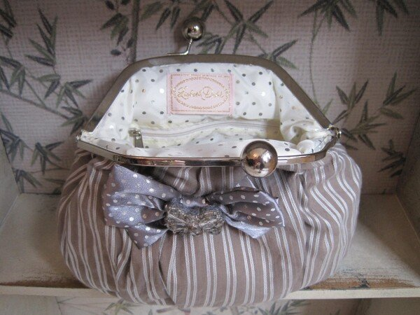 Makeup bags in a vintage style  | Kitsch deluxe