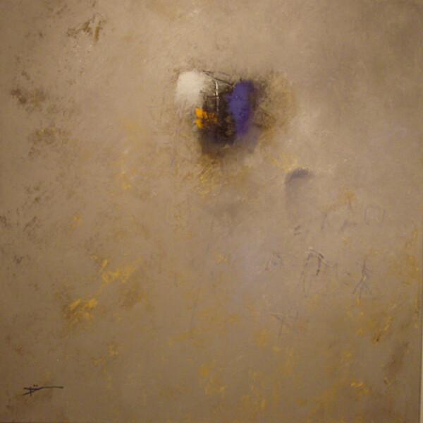 Frank Duminil - abstract white | HS Kunst-Galerie
