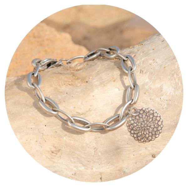Artjany bracelet mandala | artjany - Kunstjuwelen