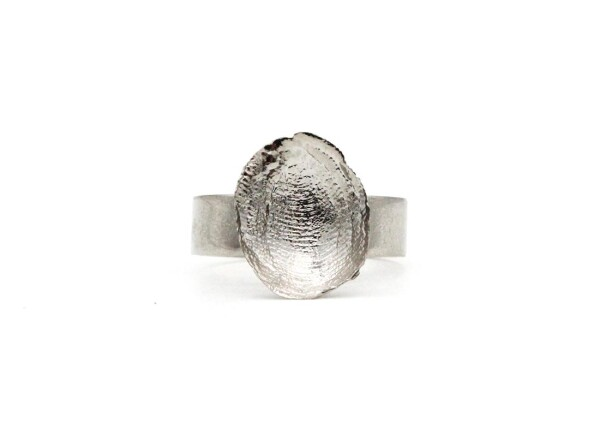 Touche single adjustable ring | Nokike Atelier