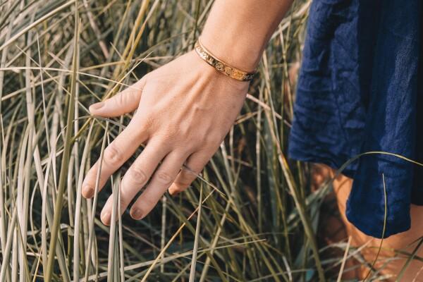 SYLT Coordinate Arm Bracelets Ladies silver plated   ANCRAGE