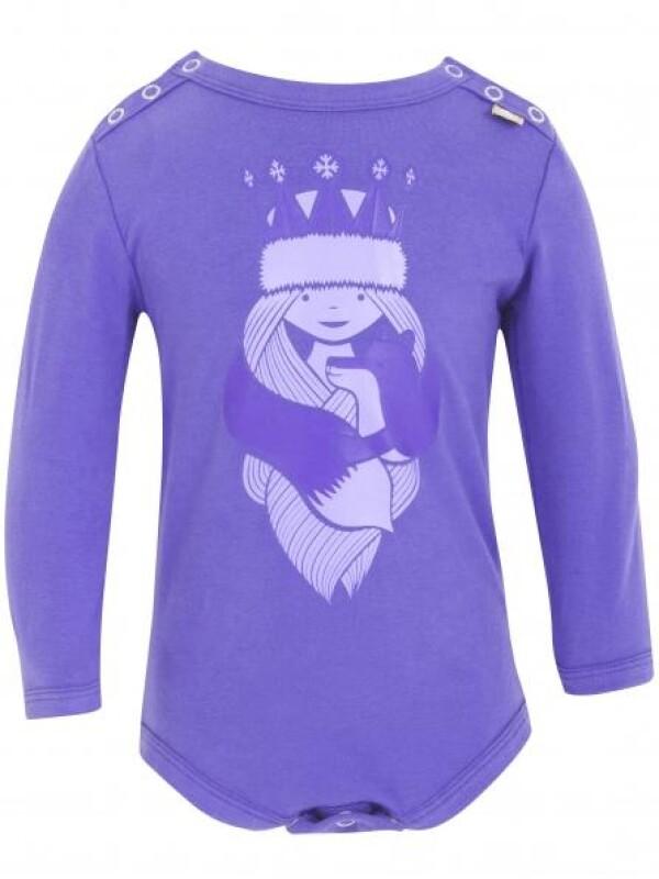Danefae Purple Body with Snow Princess Freja | IsaDisaKids