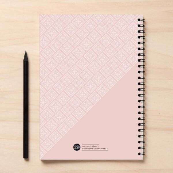 A5 recipe book