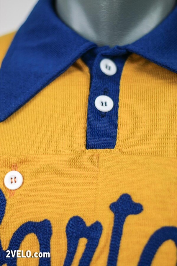 BARTALI Ursus vintage style wool cycling jersey | 2velo