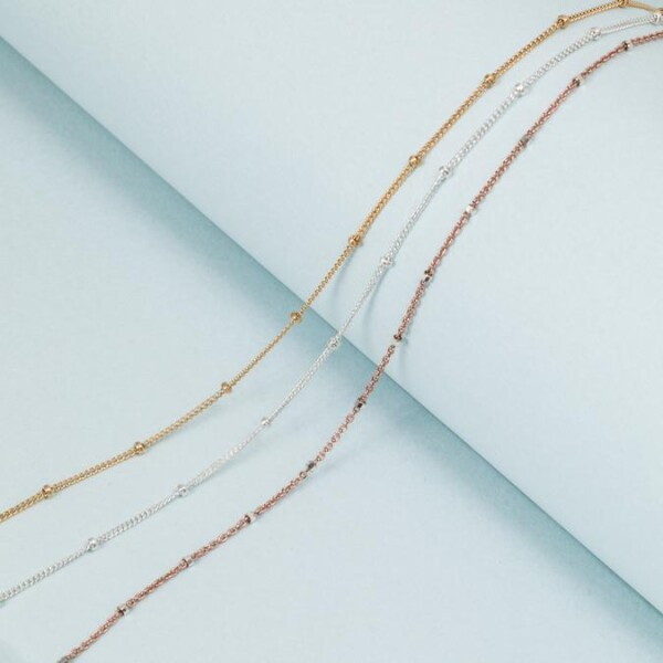 Beaded Anklet | KTcollection