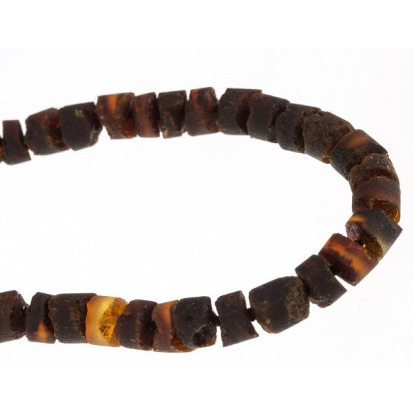 Beads of natural amber for children | BalticBuy