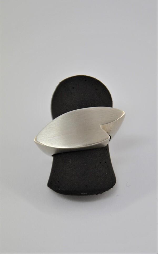 Designer ring silver | Atelier Schmuck Tönnissen
