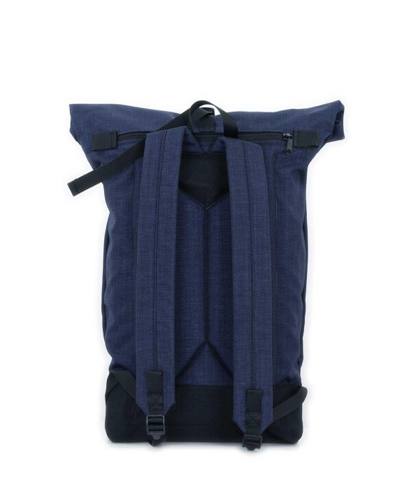 Waterproof Backpack Dark Blue BRAASI Industry | FashionShop PARAZIT