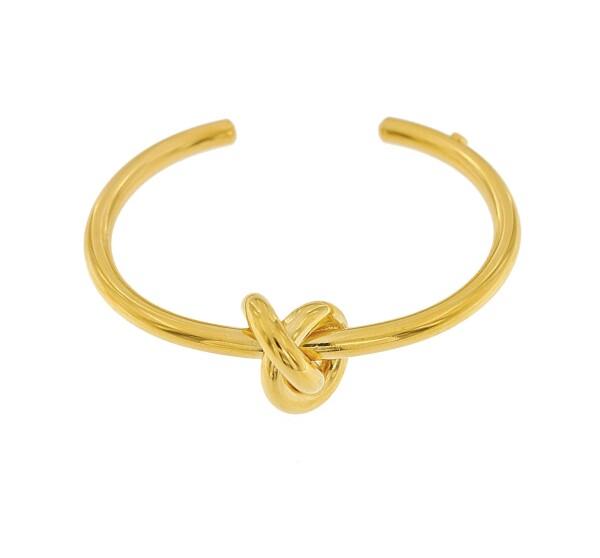Bracelet Knot XL Gold | HLC Jewellery