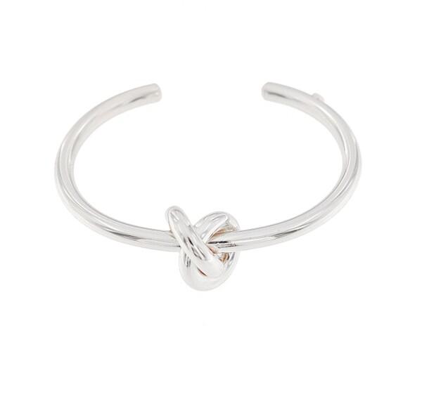 Bracelet Knot XL Silver | HLC Jewellery