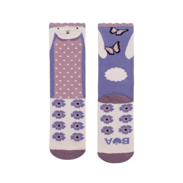Butterfly Bunny Midi Socks   das goodshaus