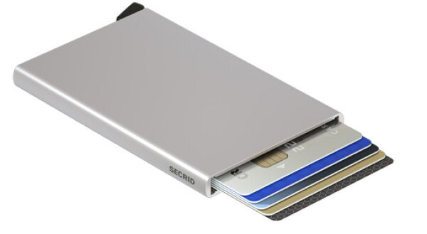 SECRID Cardprotector silver | JUWEL Concept Store