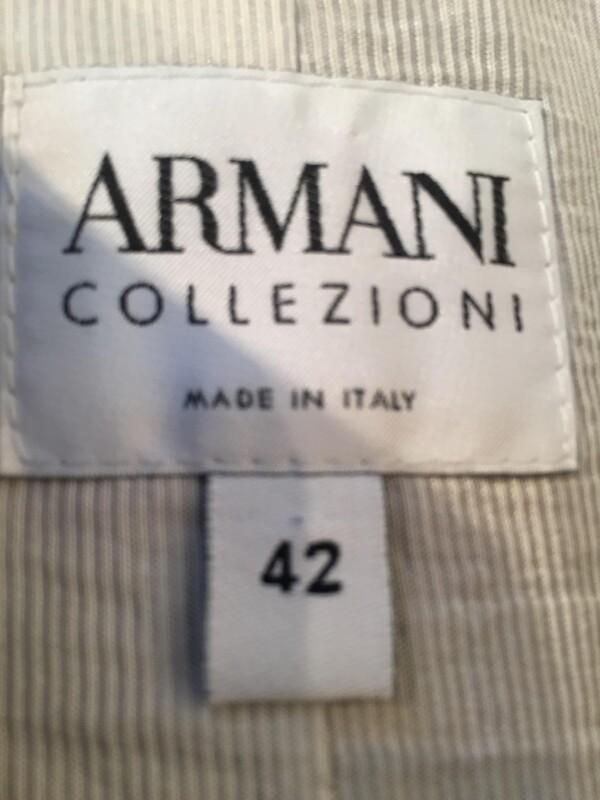 Armani evening jacket   catya designer second hand