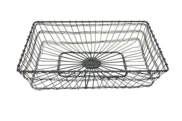 Roll basket metal basket small Krasilnikoff | WohnGlanzVilla